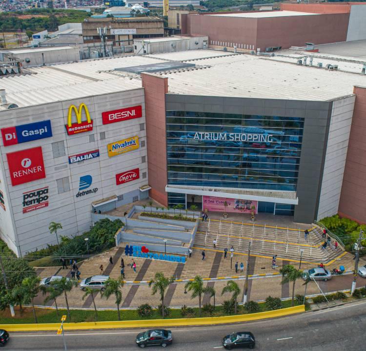 Shopping Atrium Santo André